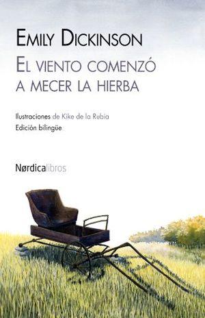 VIENTO COMENZO A MECER LA HIERBA, EL