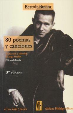 80 POEMAS Y CANCIONES / 3 ED. (EDICION BILINGUE)