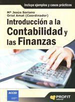 INTRODUCCION A LA CONTABILIDAD Y LAS FINANZAS