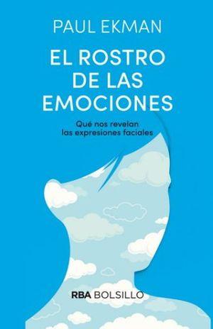 ROSTRO DE LAS EMOCIONES, EL. QUE NOS REVELAN LAS EXPRESIONES FACIALES