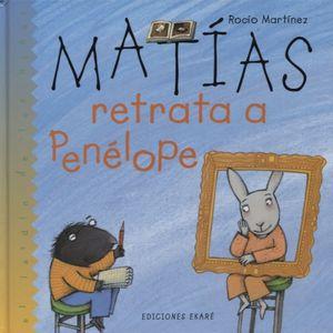 MATIAS RETRATA A PENELOPE / PD.