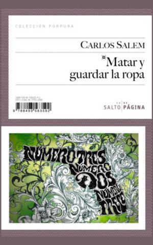 MATAR Y GUARDAR LA ROPA / 3 ED.