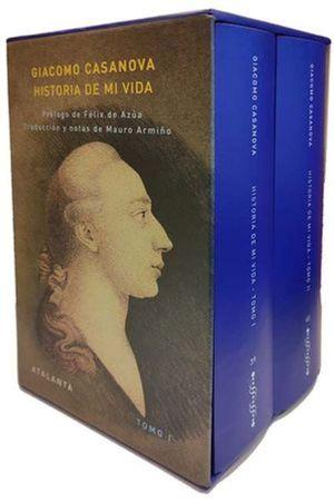HISTORIA DE MI VIDA. VERSION COMPLETA / TOMO I Y II / PD.