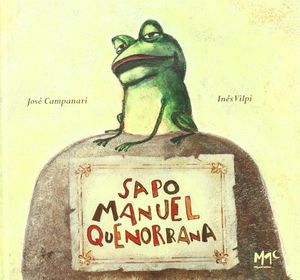 Sapo Manuel Quenorrana