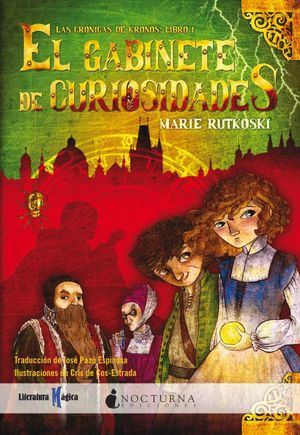 El gabinete de curiosidades / Las crónicas de Kronos / vol. 1