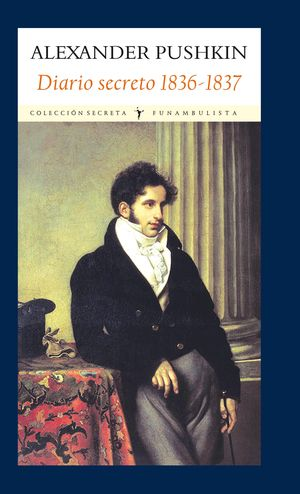 DIARIO SECRETO 1836 - 1837