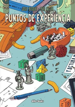 PUNTOS DE EXPERIENCIA / PD.