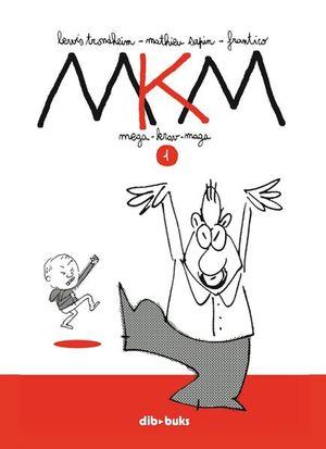 MKM 1. MEGA KRAW MAGA