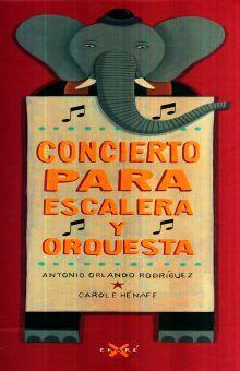 CONCIERTO PARA ESCALERA Y ORQUESTA / PD.
