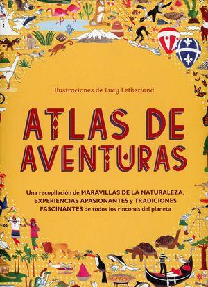 Atlas de aventuras / 3 ed. / pd.
