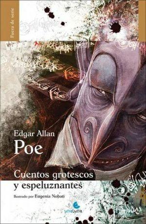 Cuentos grotescos y espeluznantes / pd.