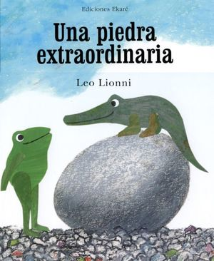 Una piedra extraordinaria / 8 ed. / pd.