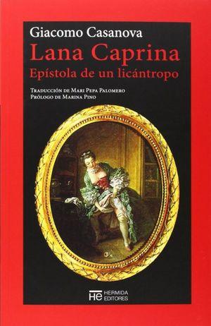 LANA CAPRINA. EPISTOLA DE UN LICANTROPO