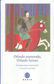 ORLANDO ENAMORADO. ORLANDO FURIOSO / PD. (ADAPTACION)