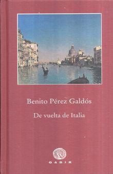 DE VUELTA DE ITALIA / PD.