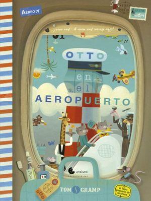 Otto en el aeropuerto / pd.