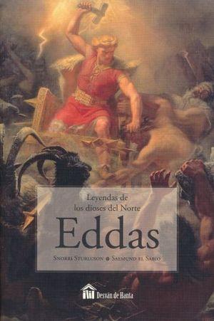 LEYENDAS DE LOS DIOSES DEL NORTE. EDDAS