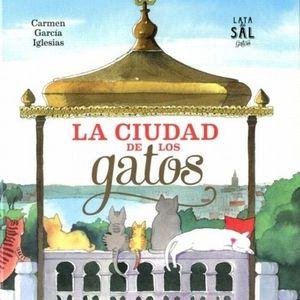 CIUDAD DE LOS GATOS, LA / 2 ED. / PD.