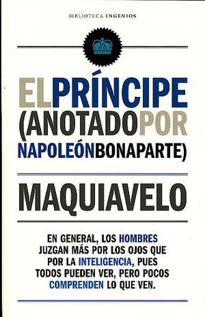 PRINCIPE ANOTADO POR NAPOLEON, EL
