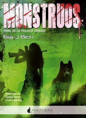 Monstruos / Cenizas / vol. 3