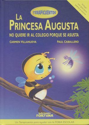 La Princesa Augusta no quiere ir al colegio porque se asusta / pd.