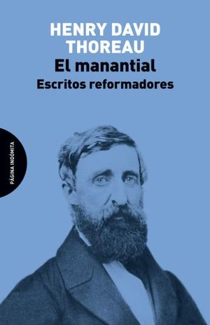 MANANTIAL, EL. ESCRITOS REFORMADORES