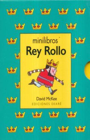 PAQ. REY ROLLO. MINILIBROS / 2 ED. (6 TITULOS) (ESTUCHE)