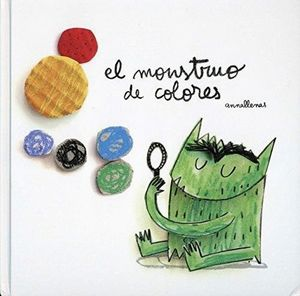 MONSTRUO DE COLORES, EL / PD.