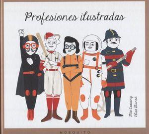 PROFESIONES ILUSTRADAS / PD.