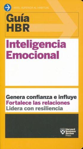 GUIAS HBR INTELIGENCIA EMOCIONAL