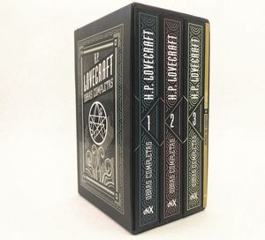 HP LOVECRAFT. OBRAS COMPLETAS / 4 VOLS.