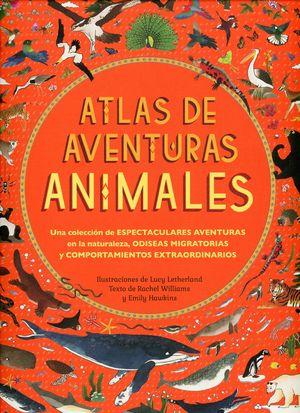 Atlas de aventuras animales / pd.