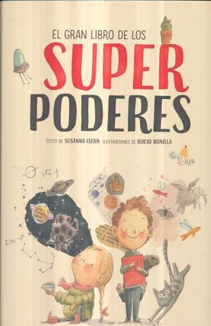 GRAN LIBRO DE LOS SUPER PODERES, EL / PD.