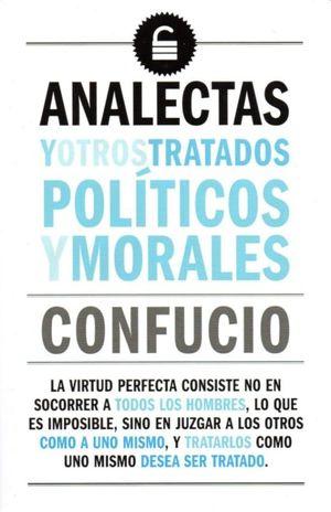 ANALECTAS Y OTROS TRATADOS POLITICOS Y MORALES