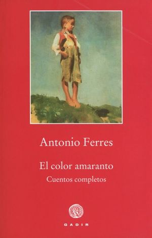 COLOR AMARANTO, EL. CUENTOS COMPLETOS