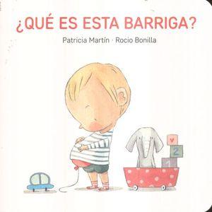 QUE ES ESTA BARRIGA / PD.