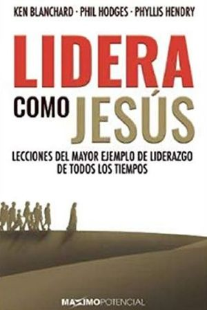 LIDERA COMO JESUS
