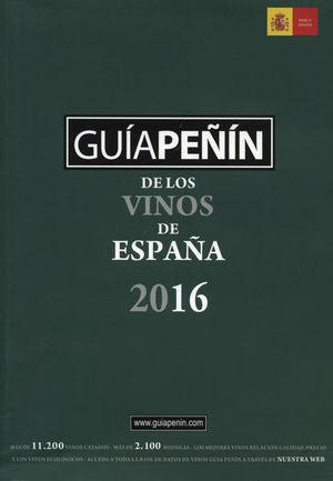 Guia peñin de vinos españoles 2016