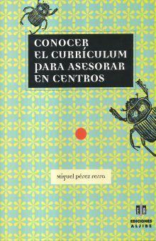 CONOCER EL CURRICULUM PARA ASESORAR EN CENTROS