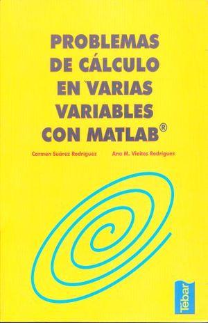 PROBLEMAS DE CALCULO EN VARIAS VARIABLES CON MATLAB