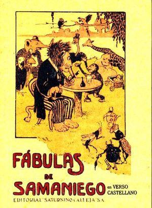 FABULAS DE SAMANIEGO (FACSIMILAR)
