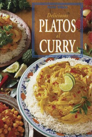 Deliciosos platos al curry