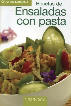 Recetas de ensaladas con pasta