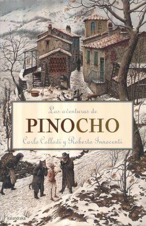 AVENTURAS DE PINOCHO, LAS / 4 ED.