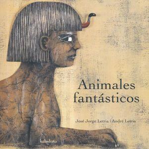 ANIMALES FANTASTICOS / 2 ED. / PD.