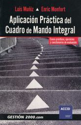 APLICACION PRACTICA DEL CUADRO DE MANDO INTEGRAL