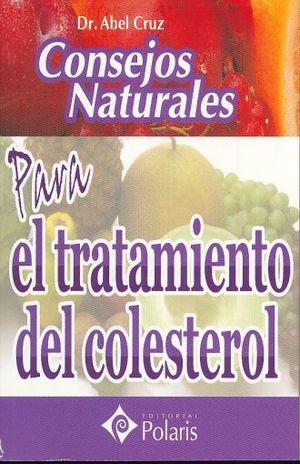 CONSEJOS NATURALES PARA EL TRATAMIENTO DEL COLESTEROL