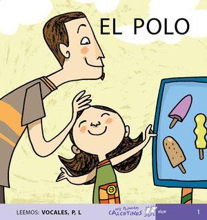 POLO,EL LEEMOS VOCALES P, L (SCRIPT)