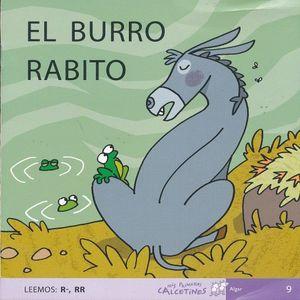BURRO RABITO, EL. LEEMOS R, RR ( SCRIPT )