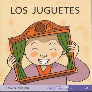JUGUETES, LOS. LEEMOS GUE, GUI ( SCRIPT )
